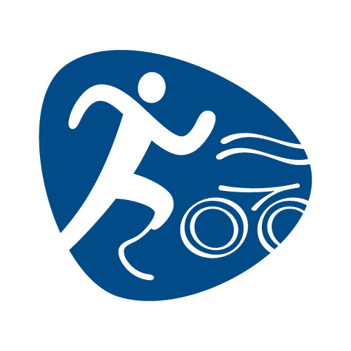Para Triathlon pictogram